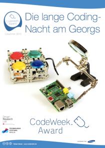 Die lange Coding-Nacht am Georgs