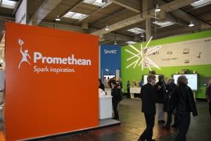 Umkämpfter Markt: Promethean und SMART werben für ihre digitalen Whiteboards