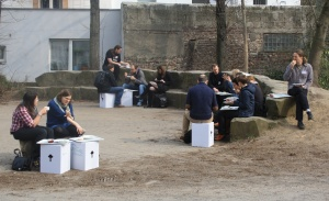 occupy Schulhof