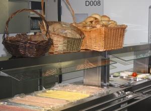 Frühstücksbuffet am Samstag