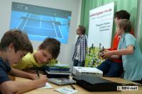 Schüler des St.-Georg-Gymnasiums testen Computerspiele (Bildquelle: www.bbv-net.de)