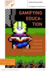 lab-Heft: Gamifying Education