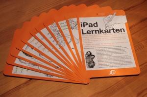 Ideal für Fortbildungen und iPad-Klassen: Die Lernkarten von eringo