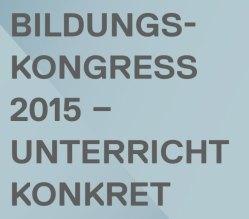 Schulbuchverlage, Politiker und 1.200 Lehrkräfte trafen sich auf der Messe Köln