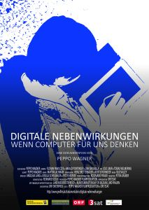 "Plakat der Dokumentation ""Digitale Nebenwirkungen"""
