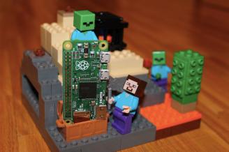 Raspberry Pi Zero Was Taugt Der Computer Medienistik Blog - Raspberry minecraft spielen
