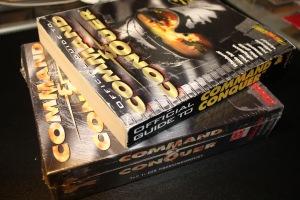 Über 400 Seiten Daten und Fakten zu Command & Conquer