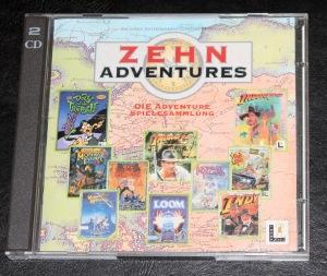 Kommentar schreiben & gewinnen: Zehn Adventures von LucasArts
