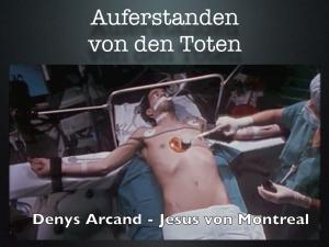 Transplantation als moderne Auferstehung? Filme fordern den Religionsunterricht heraus.