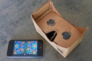 So einfach geht 3D: Smartphone & Google Cardboard