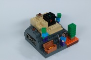 Minecraft-Gehäuse...