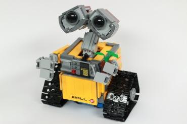 Roboter sind ein Schwerpunkt im neuen Video-Training.