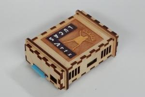Meine Raspberry Pi-Adventure-Spielkonsole