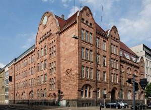 Das Luisen-Gymnasium in Düsseldorf