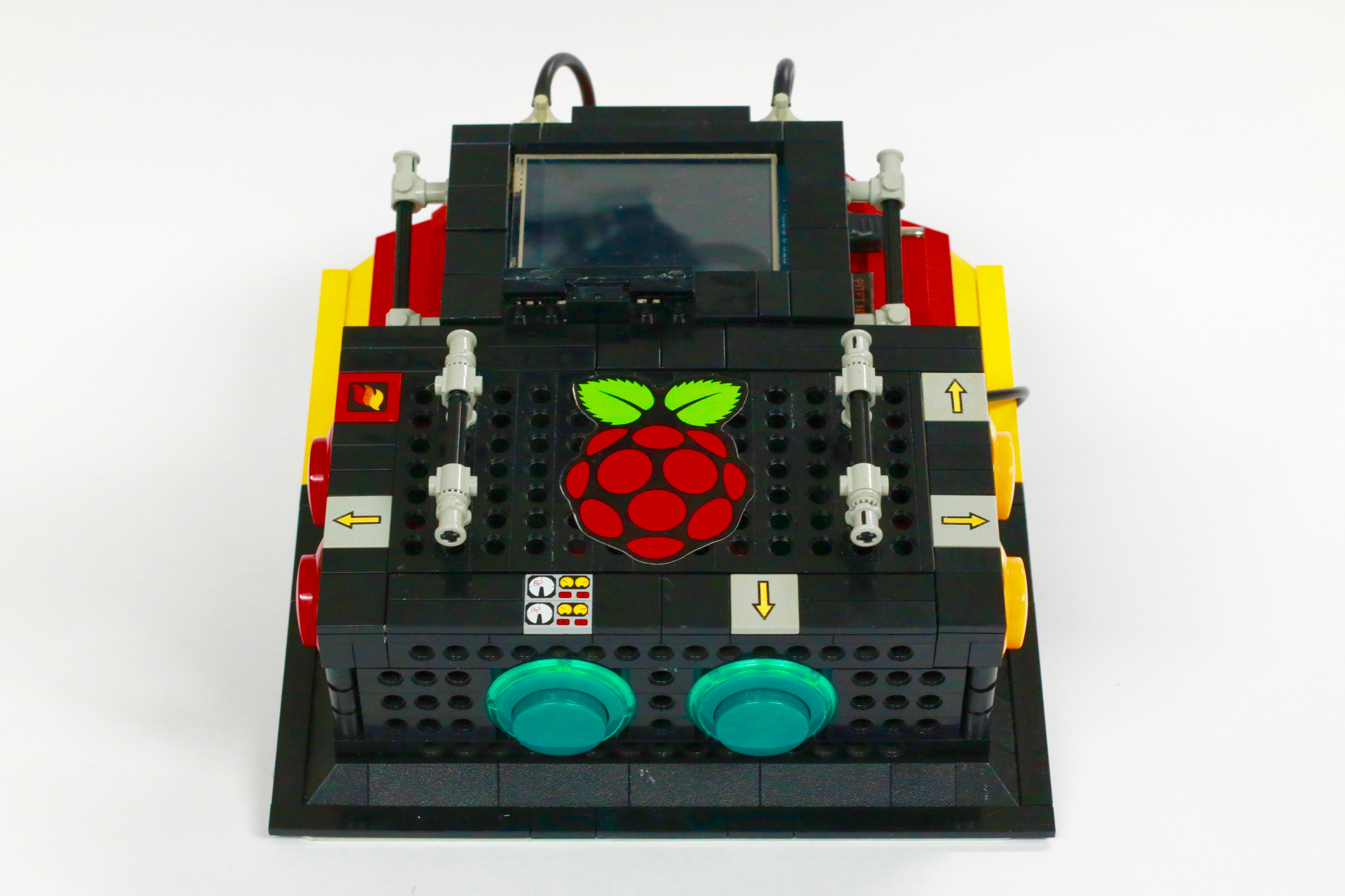 Minecraft ÜEier Himbeerkuchen Der Raspberry Pi Games In Der - Minecraft hauser klonen