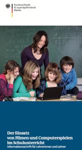 Beschränkt sich auf rechtliche Informationen - Broschüre für Lehrerinnen und Lehrer der BPJM