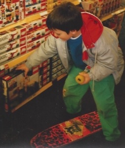 Meine Hobbys in den 80ern: Skateboard & LEGO