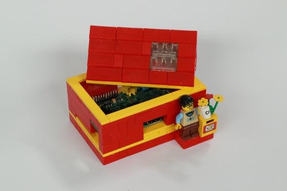 LEGO-Gehäuse