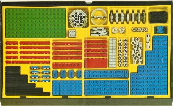LEGO Technic Dacta-Set 1030 aus dem Jahr 1983