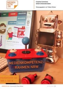 Kostenlose Handlungsempfehlungen für die Umsetzung des Medienkompetenzrahmens NRW