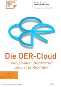Wie man die OER-Cloud einrichtet und nutzt ist im neuen Themenheft nachzulesen.